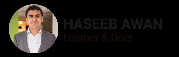 Haseeb Awan Logo